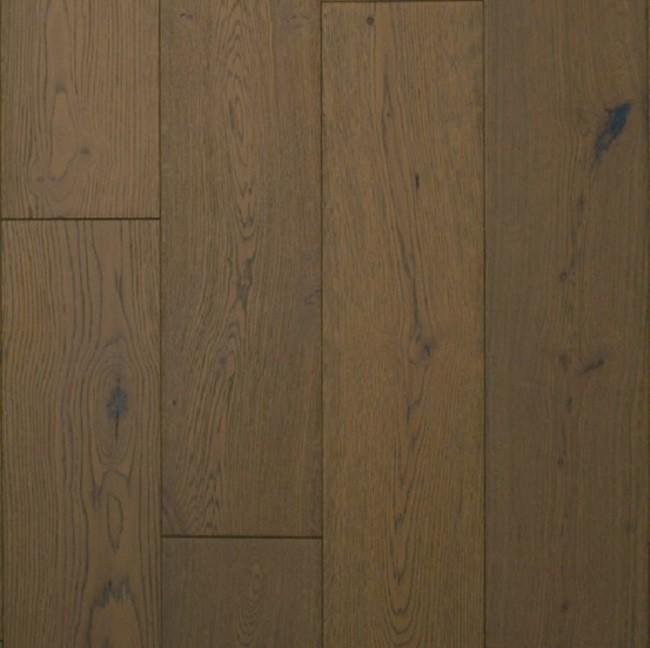 ACUTA KANSAS Oak Flooring Truffle Brushed & Matt Lacquered