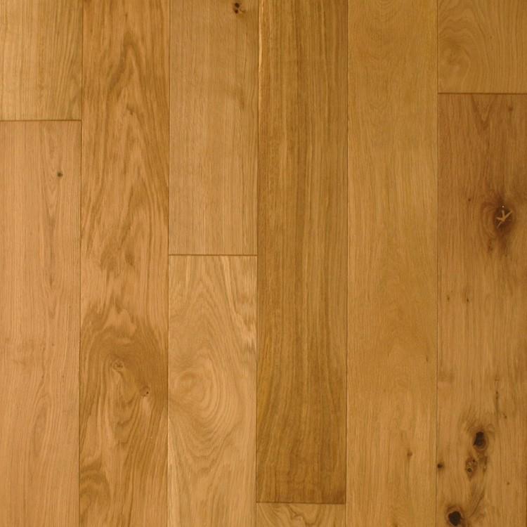 BELLA KOBE Oak Flooring Lacquered
