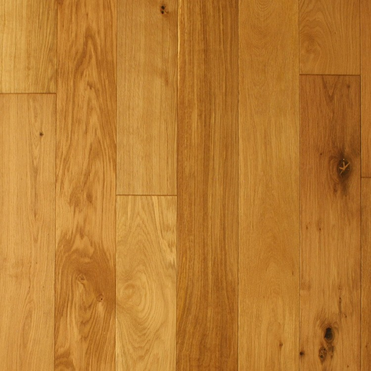 BELLA AUGUSTA Oak Flooring Brushed & Oiled