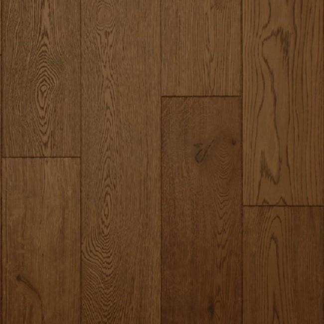 ACUTA PLYMOUTH Oak Flooring Cocoa Brushed & Oiled