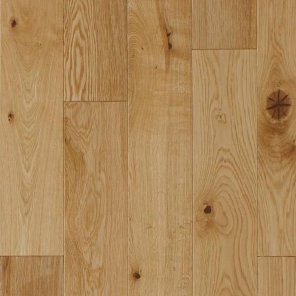 DEPRESSA FRESNO Oak Flooring Lacquered