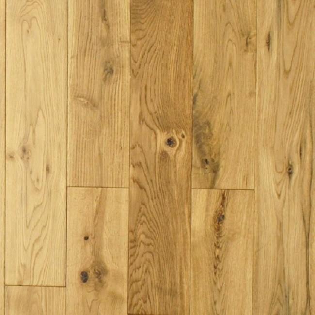 BELLA ZIBO Oak Flooring Lacquered