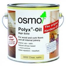 Osmo Polyx Hardwax Oil 2.5L, Satin