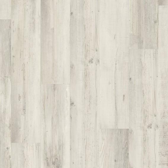 Meister DD75 Quality German Design Flooring White Island Wood Finish Matt Structure (6961)