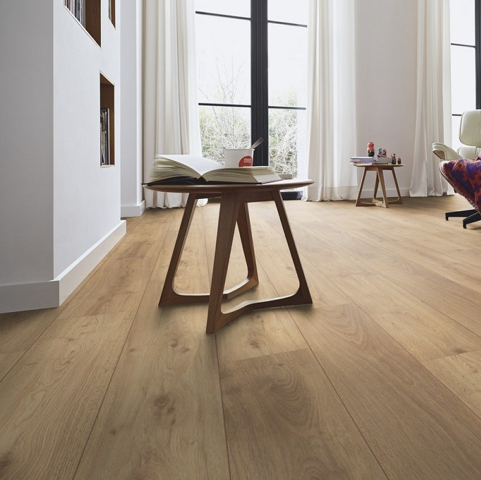 MEISTER GERMAN QUALITY LAMINATE FLOORING CLASSIC LD75 COLLECTION LIGHT CHIEMSEE OAK 8MM