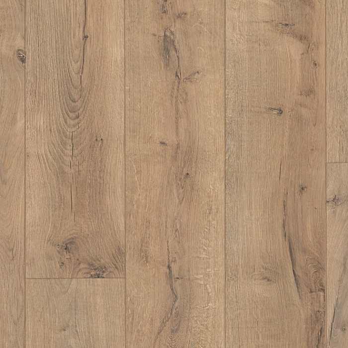 MEISTER GERMAN QUALITY LAMINATE FLOORING CLASSIC LD75 COLLECTION CRACKED TERRA OAK 8MM