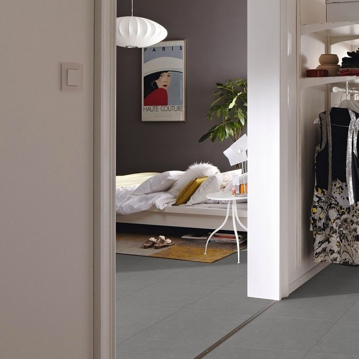 MEISTER GERMAN QUALITY LVT FLOORING NQ500 NADURA COLLECTION PLATINUM GREY 10.5MM