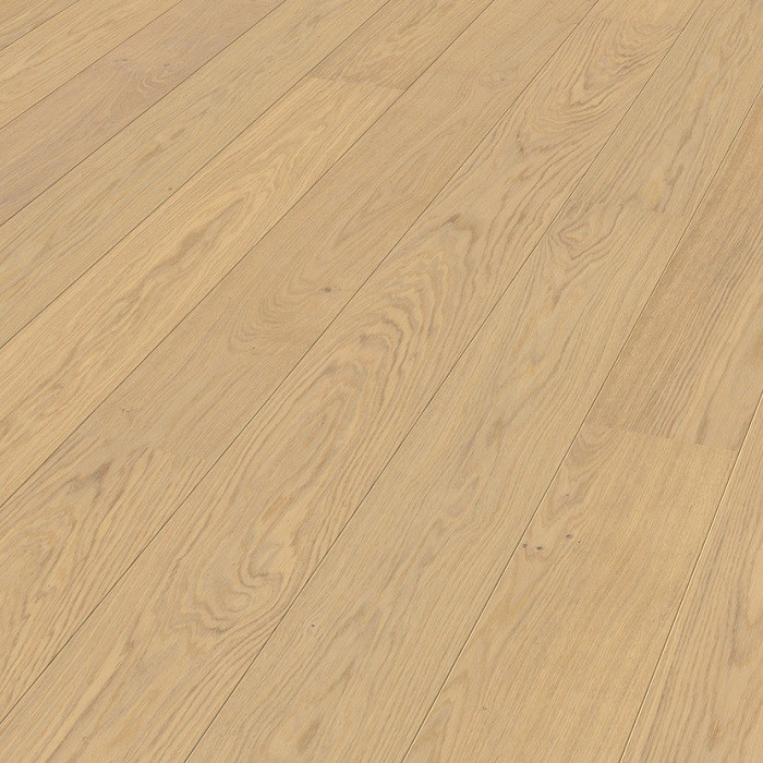 MEISTER GERMAN QUALITY ENGINEERED WOOD FLOORING PD400 COTTAGE LONGLIFE PARQUET COLLECTION HARMONIOUS NEVADA OAK BRUSHED MATT LACQUERED 180MM