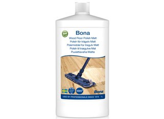 Bona Wood Floor Polish Gloss 1L