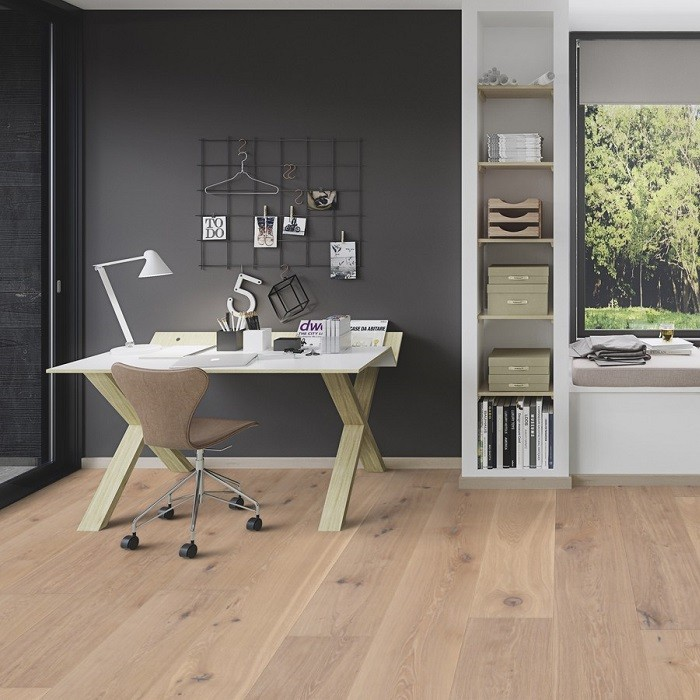 BOEN ENGINEERED WOOD FLOORING NORDIC COLLECTION CHALETINO CORAL OAK RUSTIC BRUSHED OILED 300MM - CALL FOR PRICE