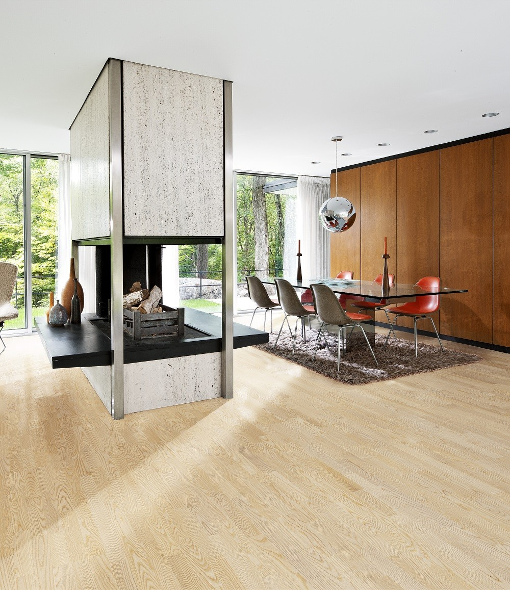KAHRS Sand Collection  Ash Mariehamn Matt Lacquered Swedish Engineered  Flooring 200mm - CALL FOR PRICE