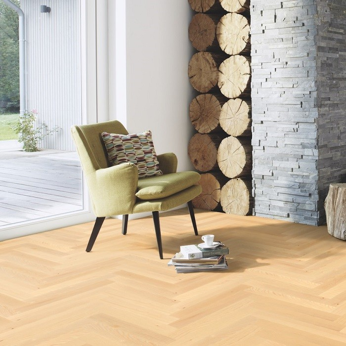 BOEN HERRINGBONE ENGINEERED WOOD FLOORING NORDIC COLLECTION NATURE ASH PRIME NATURAL OIL 70MM-CALL FOR PRICE
