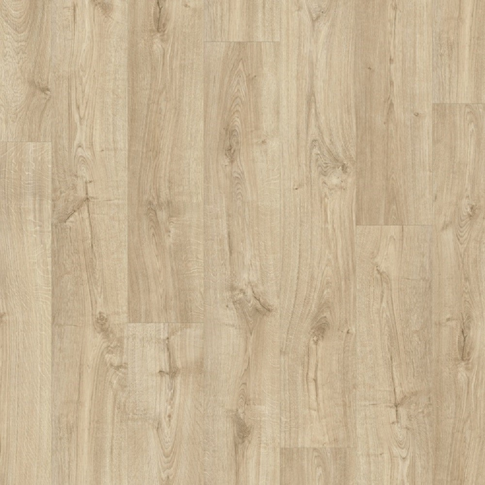 QUICK STEP VINYL WATERPROOF PULSE CLICK COLLECTION AUTUMN OAK LIGHT NATURAL FLOORING 4.5mm