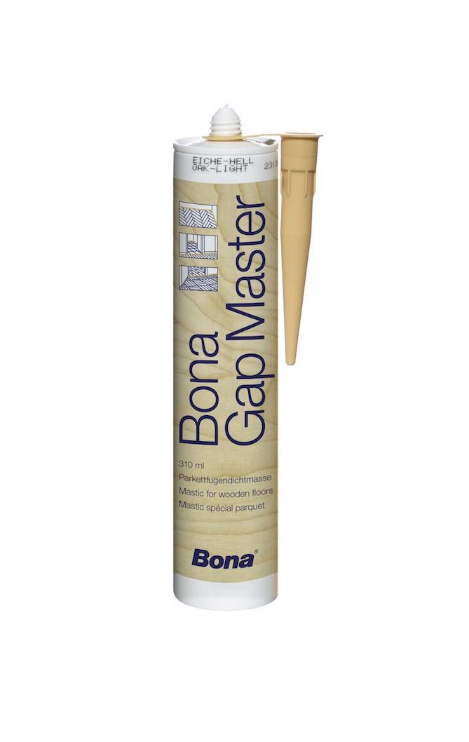 Bona Gap Master Filler/Sealant for Flooring - Available 15 colours