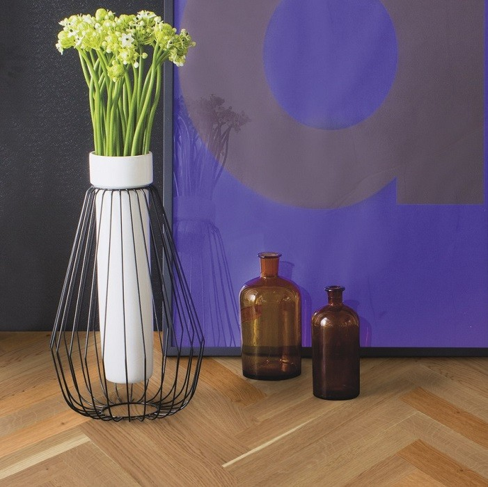 BOEN HERRINGBONE ENGINEERED WOOD FLOORING RUSTIC COLLECTION BASIC OAK PRIME MATT LACQUERED 70MM-CALL FOR PRICE