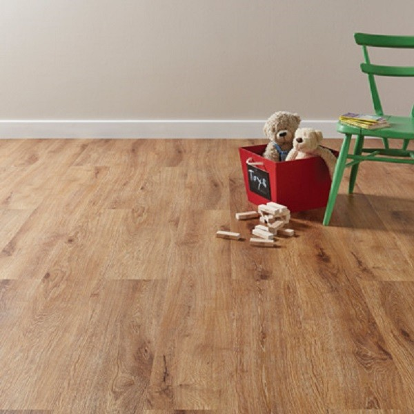 LIFESTYLE FLOORS LVT GALLERIA COLLECTION BRUSHED  OAK 2mm