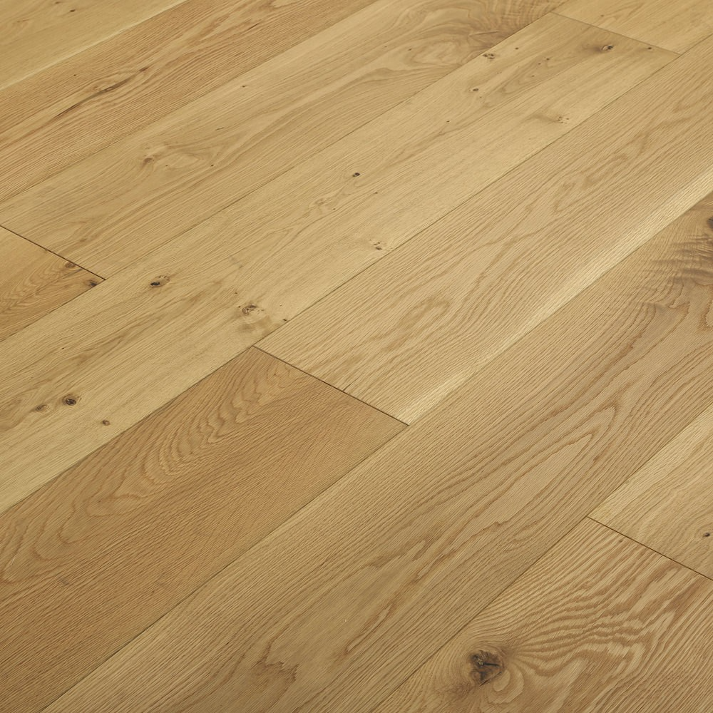 Y2 ENGINEERED WOOD FLOORING  CLICK OAK BRUSHED OILED 190x1860mm