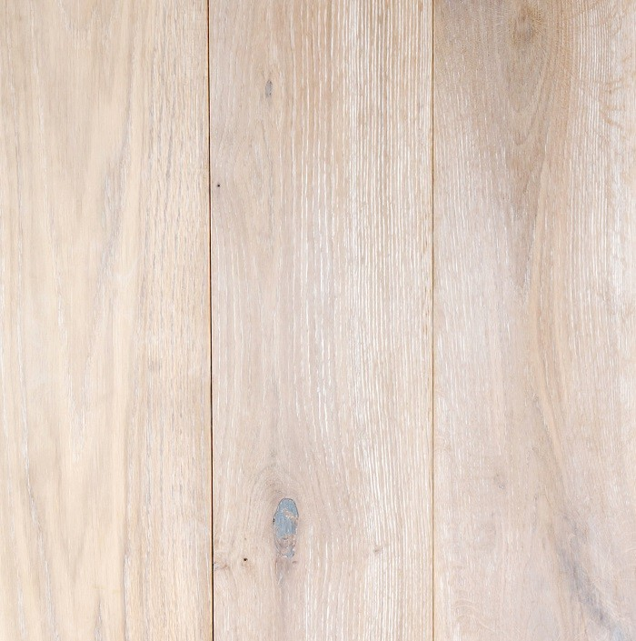 LIVIGNA STRUCTURAL ENGINEERED WOOD FLOORING OAK BRUSHED WHITE OILED 190x1900mm