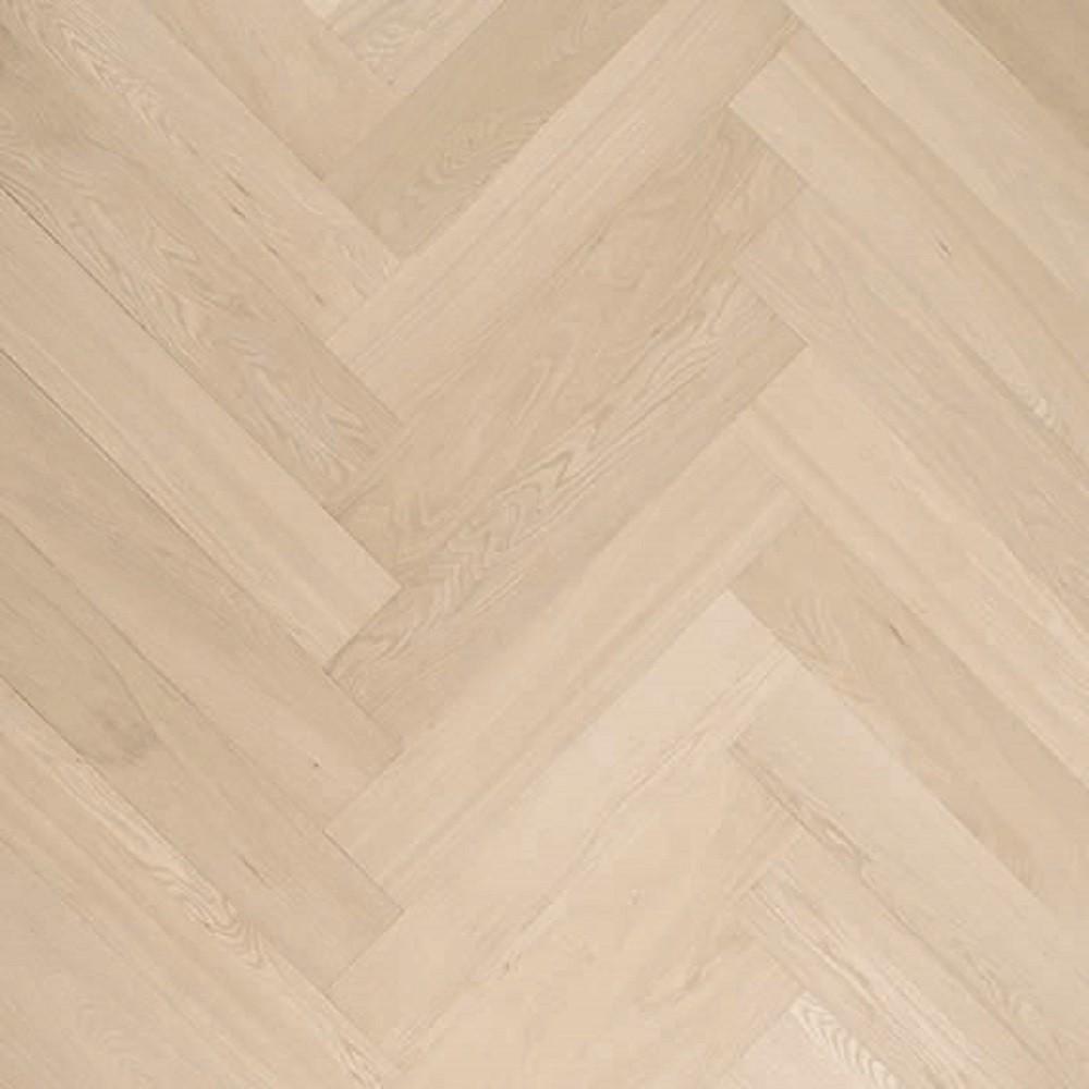 Lalegno Herringbone Engineered Wood Brut VG OAK Unfinished Flooring 122x610mm - CALL FOR PRICE