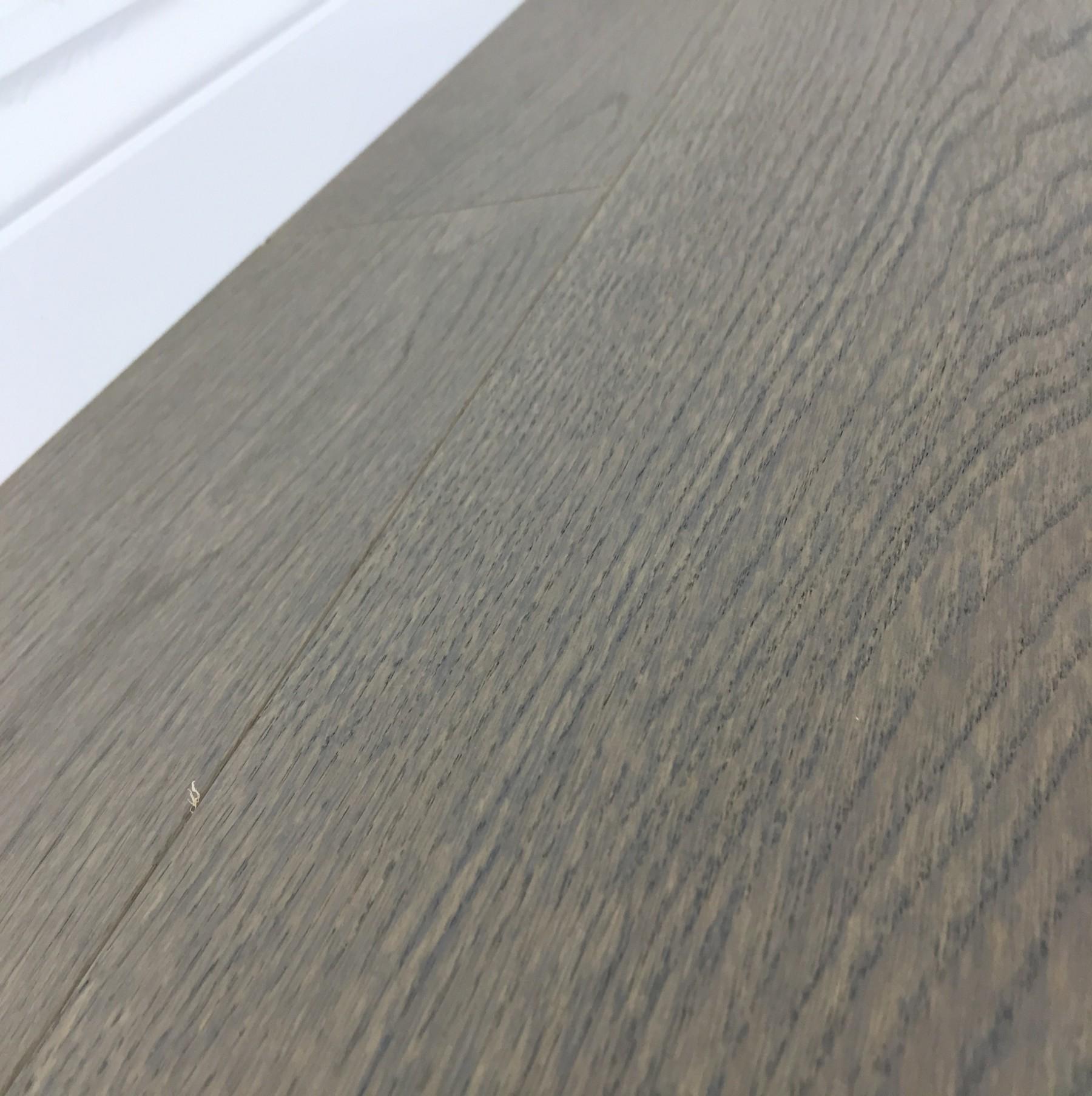 Grisea Oak Flooring Lightly Brushed Matt UV Lacquered, Bronze