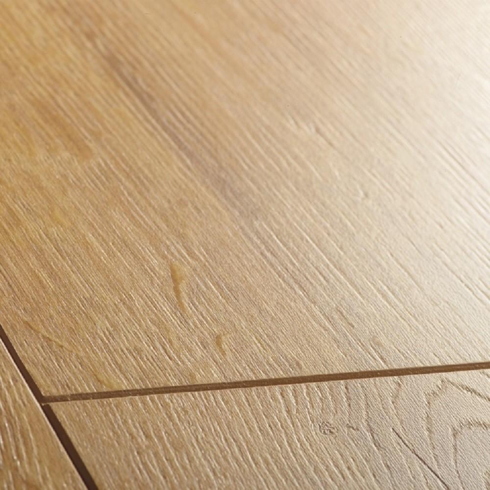 QUICK STEP LAMINATE LARGO  COLLECTION OAK CAMBRIDGE NATURAL  FLOORING 9.5mm