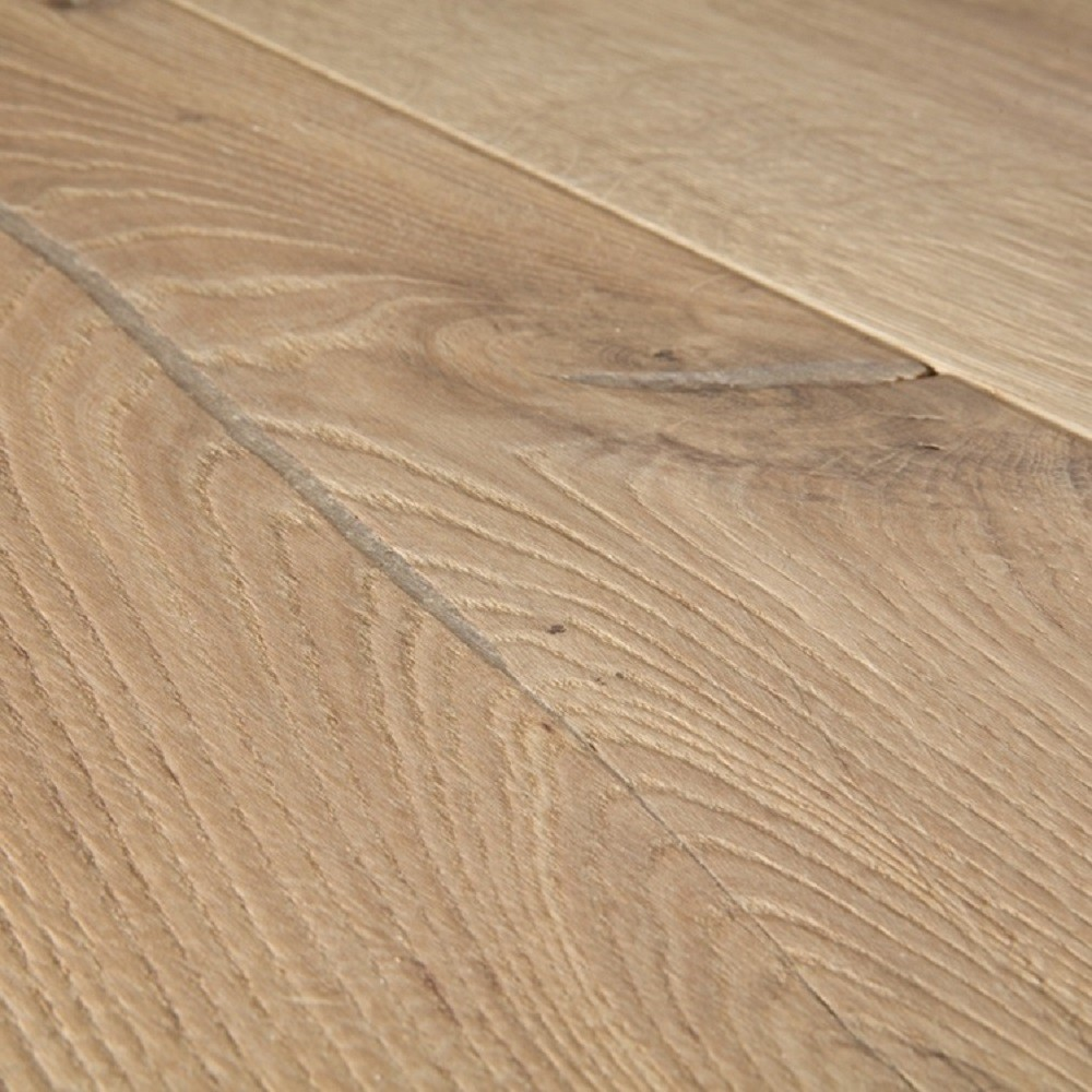 QUICK STEP ENGINEERED WOOD MASSIMO COLLECTION OAK CAPPUCCINO BLONDE EXTRA  MATT LACQUERED FLOORING  260x2400mm