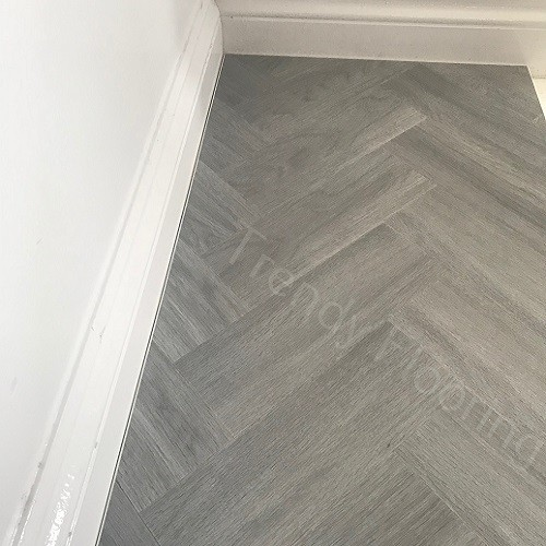 NATURAL SOLUTIONS CARINA HERRINGBONE COLLECTION LVT FLOORING CASABLANCA OAK-24937 2.5MM