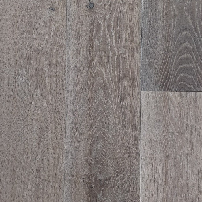 CANADIA ENGINEERED WOOD FLOORING KINGSTON-WIDE PLANK COLLECTION OAK CHICAGO GREY RUSTIC OILED 220X400-1800MM