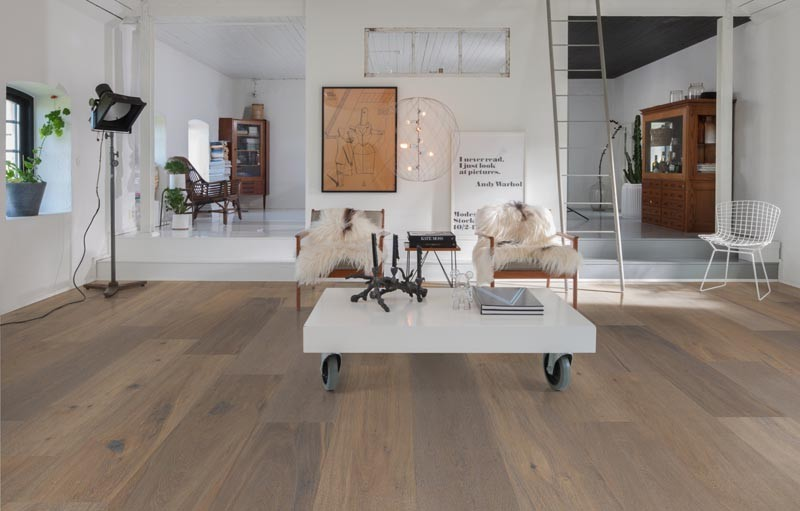 KAHRS Grande Oak Citadelle Oiled Swedish Engineered Flooring 260mm - CALL FOR PRICE