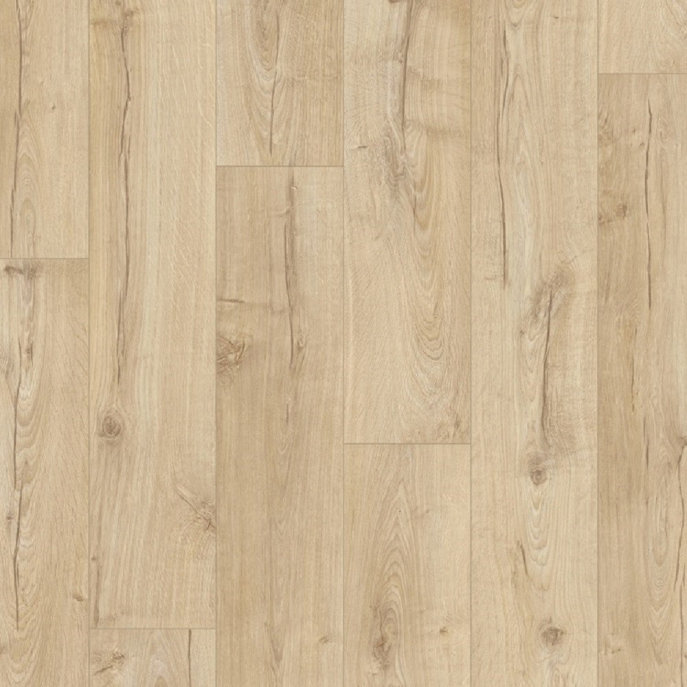 QUICK STEP LAMINATE IMPRESSIVE COLLECTION CLASSIC OAK BEIGE FLOORING 8mm