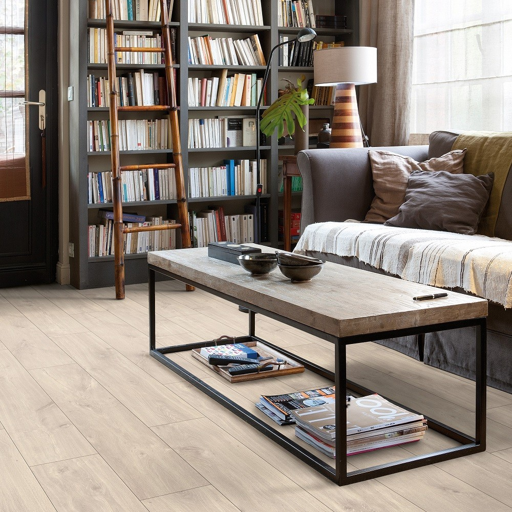 QUICK STEP LAMINATE CLASSIC COLLECTION OAK   HAVANNA NATURAL FLOORING 8mm