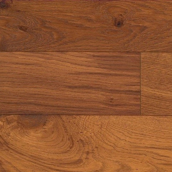 CANADIA ENGINEERED WOOD FLOORING MONTREAL COLLECTION OAK COPPER RUSTIC UV MATT LACQUERED 125X300-1200MM