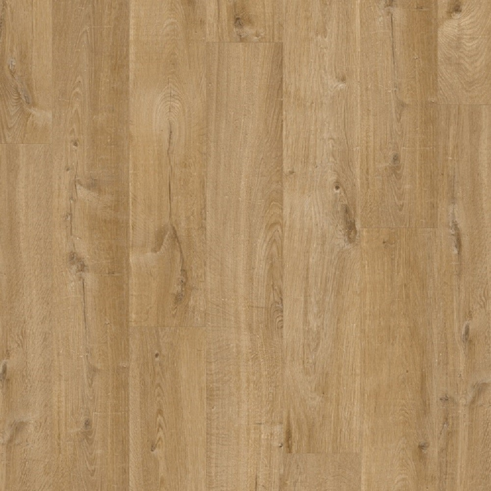 QUICK STEP VINYL WATERPROOF PULSE CLICK COLLECTION COTTON OAK NATURAL FLOORING 4.5mm