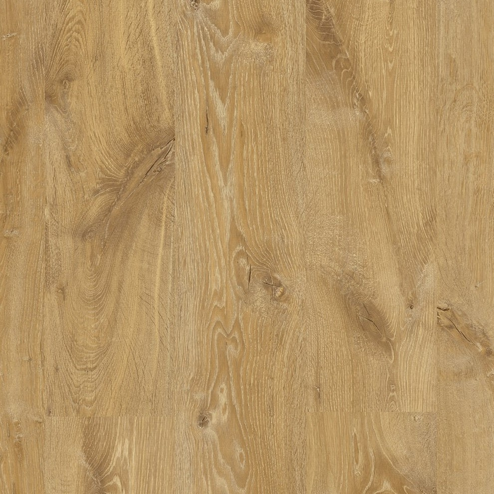 QUICK STEP LAMINATE CREO COLLECTION OAK LOUISIANA  NATURAL FLOORING 7mm