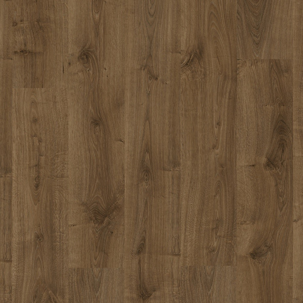 QUICK STEP LAMINATE CREO COLLECTION OAK VIRGINIA  BROWN FLOORING 7mm
