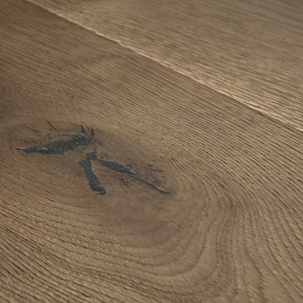 QUICK STEP ENGINEERED WOOD MASSIMO COLLECTION OAK DARK CHOCOLATE OILED FLOORING  260x2400mm