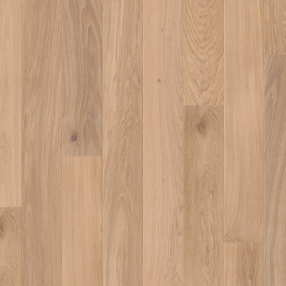 QUICK STEP ENGINEERED WOOD CASTELLO COLLECTION  DUNE WHITE OAK OILED FLOORING 145x1820mm