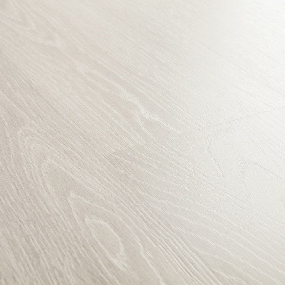 QUICK STEP LAMINATE ELIGNA COLLECTION OAK ESTATE LIGHT GREY FLOORING 8mm