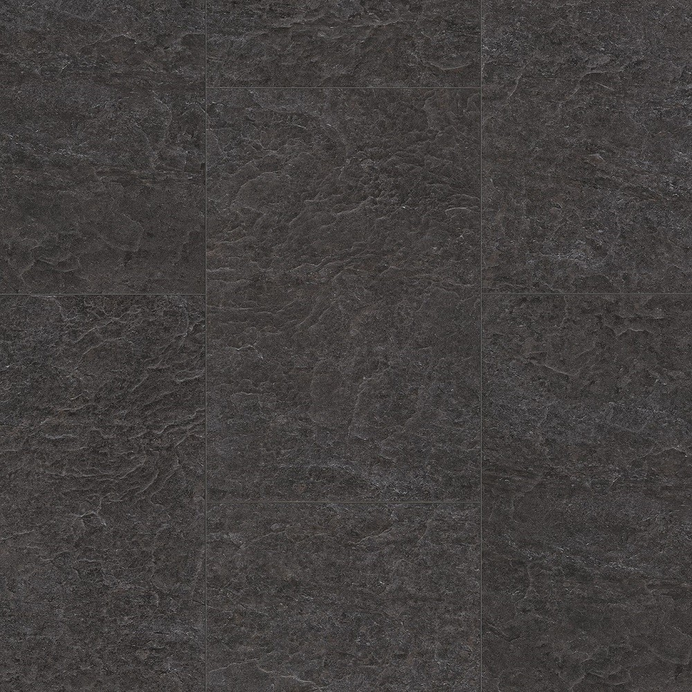QUICK STEP LAMINATE EXQUISA COLLECTION SLATE BLACK GALAXY FLOORING 8mm