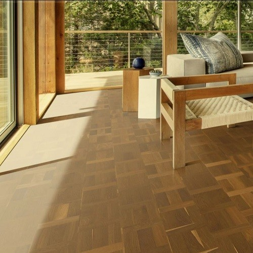 KAHRS EUROPEAN ENGINEERED WOOD FLOORING RENAISSANCE COLLECTION OAK PALAZZO FUMO  MATT LACQUER 198.5mm