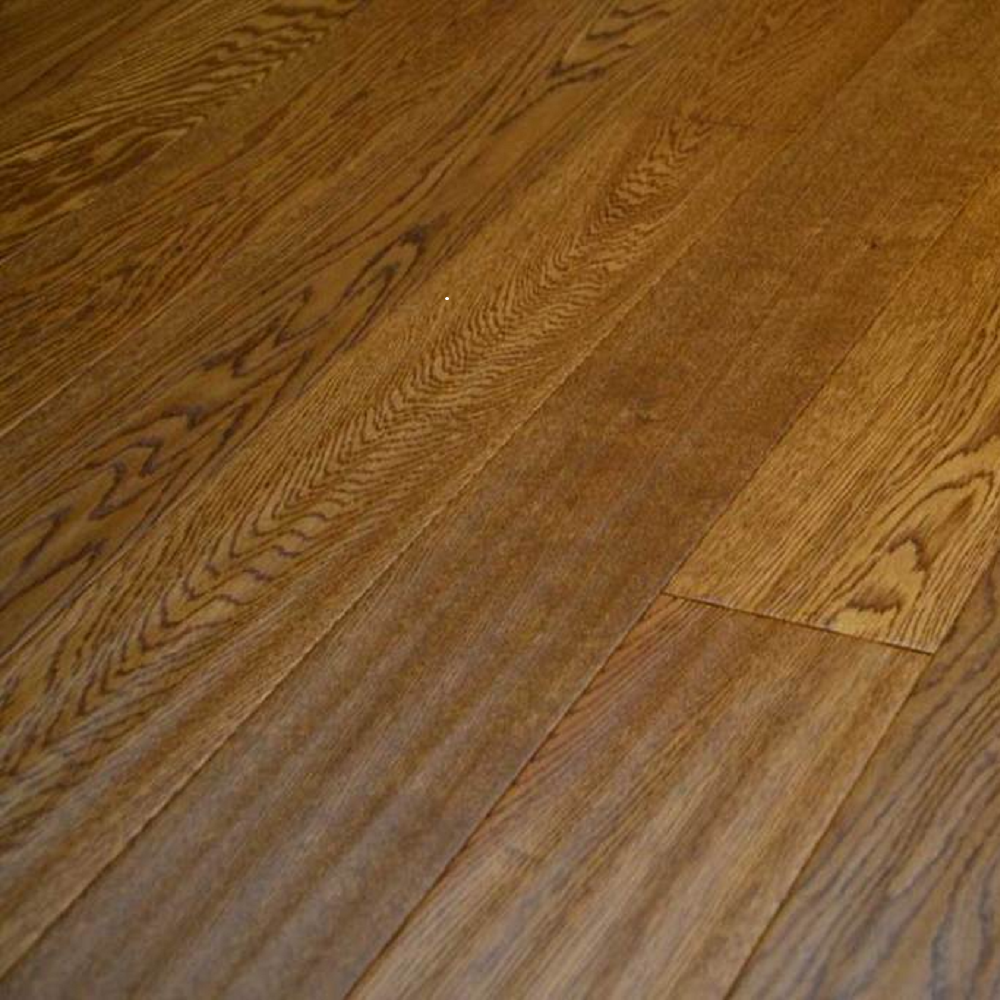 Y2 ENGINEERED WOOD BUCKINGHAM COLLECTION  GOLDEN HANDSCRAPED  OAK LACQUERED 127x1200mm