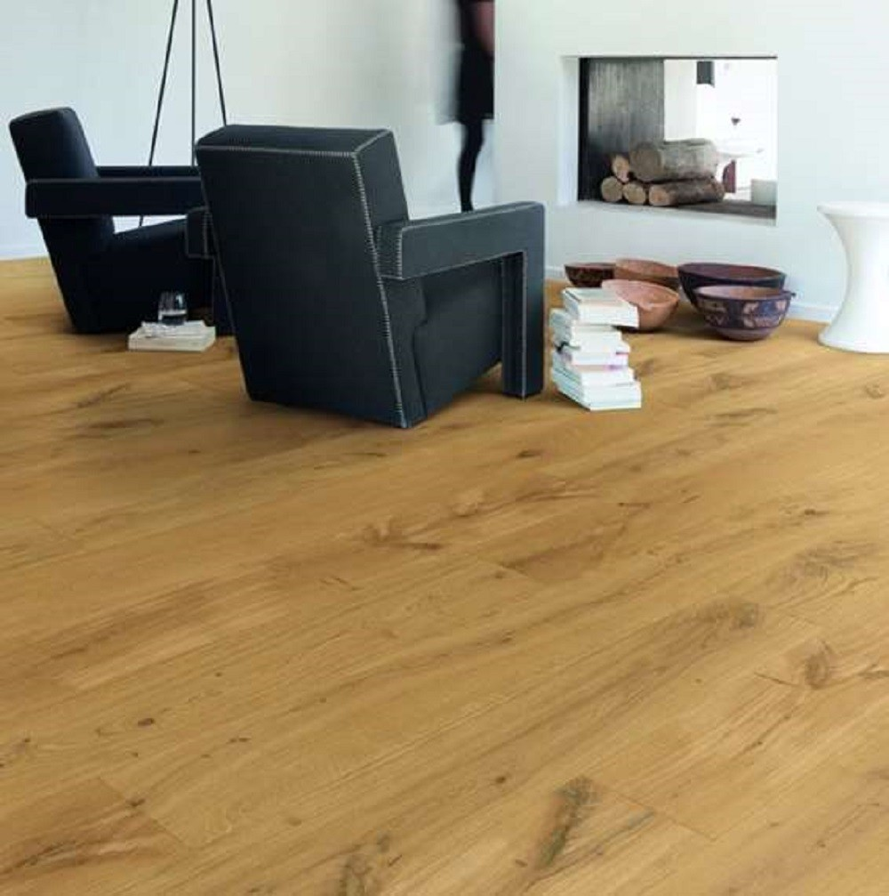 QUICK STEP ENGINEERED WOOD IMPERIO COLLECTION OAK GRAIN EXTRA MATT LACQUERED FLOORING 220x2200mm
