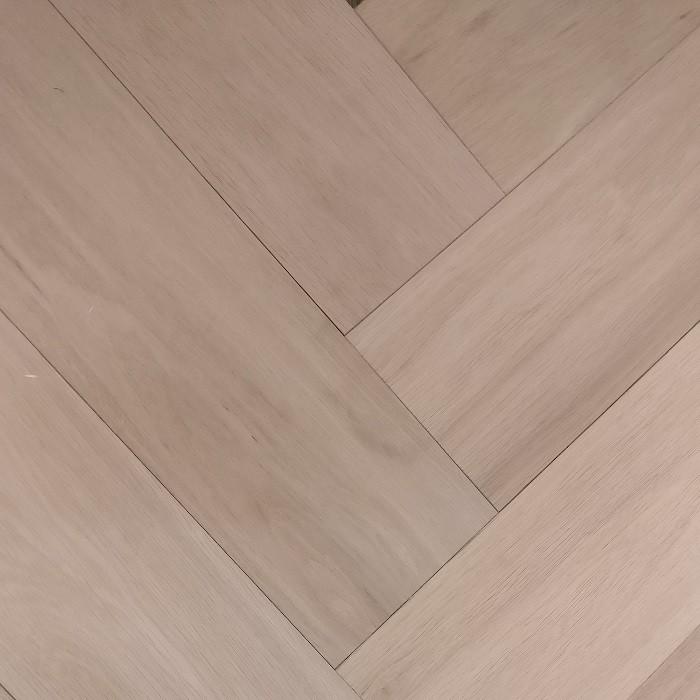 Y2 Herringbone Engineered Wood Classic Oak Unfinished Flooring 150x600mm