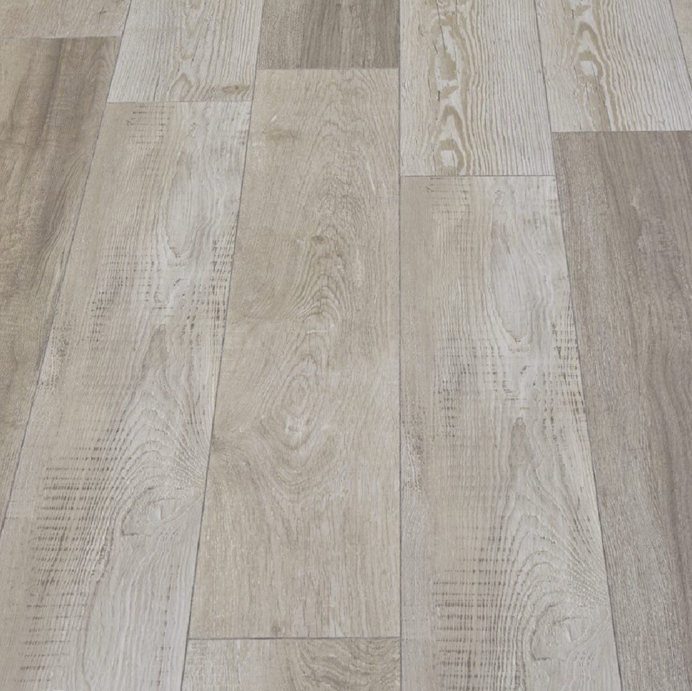 Natural Solutions Urban Plank Collection Harlem Woodmix Laminate Flooring 8mm