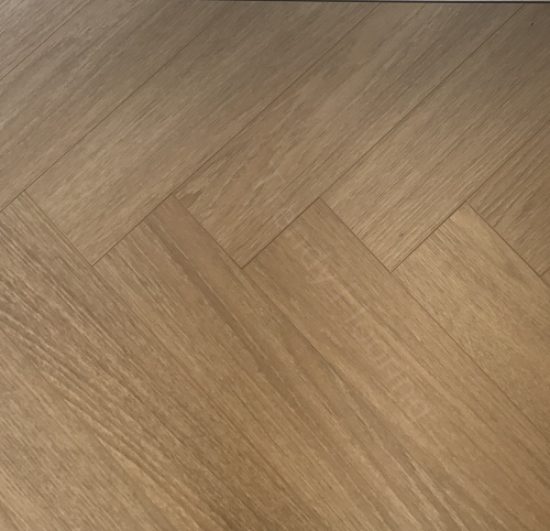 NATURAL SOLUTIONS CHATEAU HERRINGBONE CRETE OAK LAMINATE WOOD FLOORING 8mm
