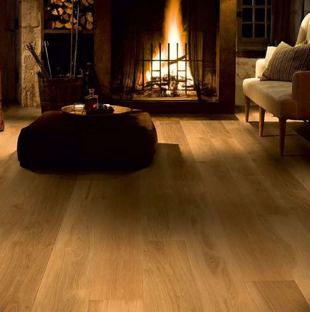 QUICK STEP ENGINEERED WOOD PALAZZO COLLECTION OAK  HONEY OILED  FLOORING 120x1820mm