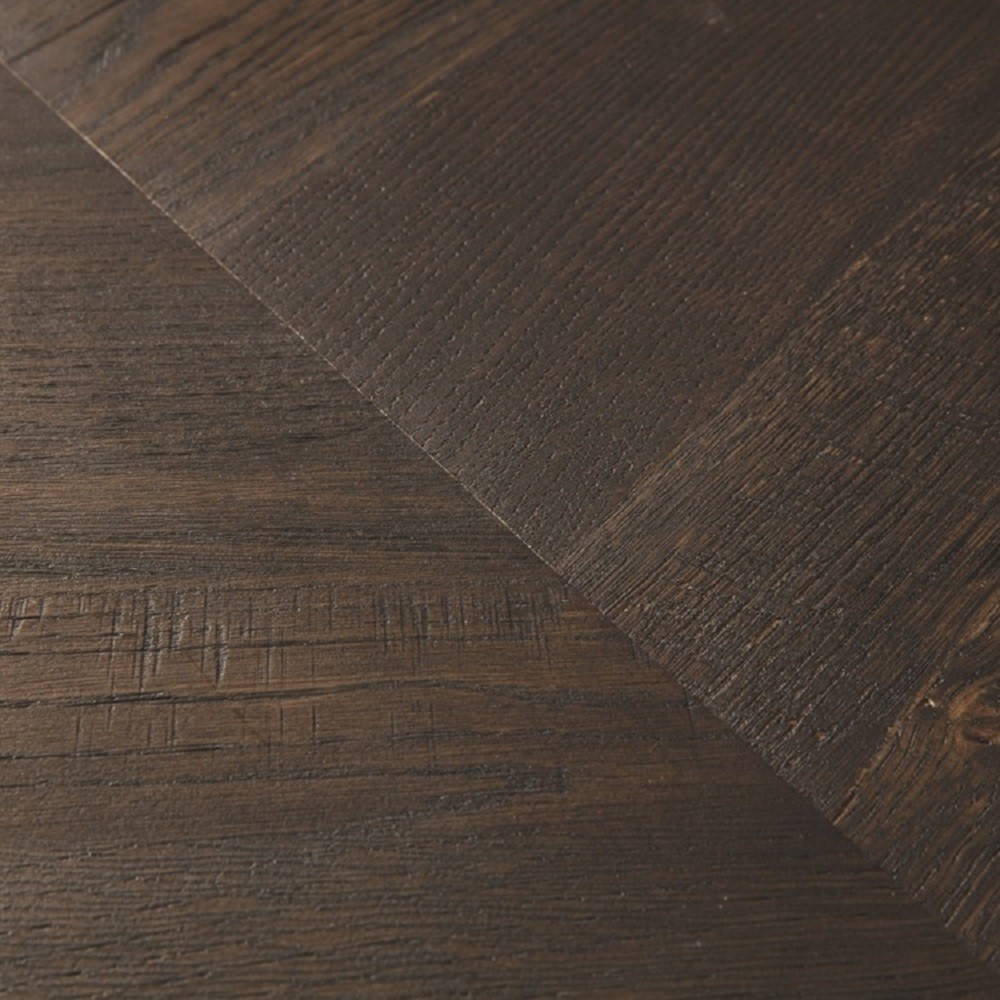 QUICK STEP ENGINEERED WOOD INTENSO CHEVRON COLLECTION OAK INTENSE OILED  FLOORING 310x1050mm