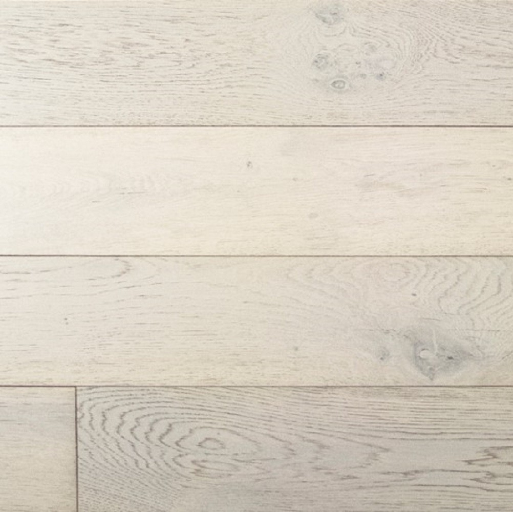 NATURAL SOLUTIONS  EMERALD 148 OAK IVORY WHITE  BRUSHED&UV OILED 148x1860mm