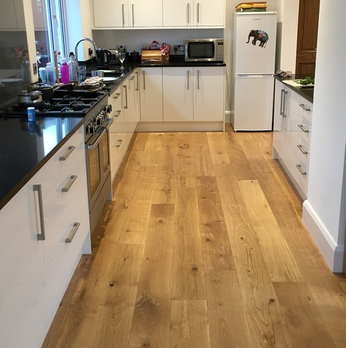 LIVIGNA STRUCTURAL ENGINEERED WOOD FLOORING OAK UV LACQUERED FLOORING 190x1900mm