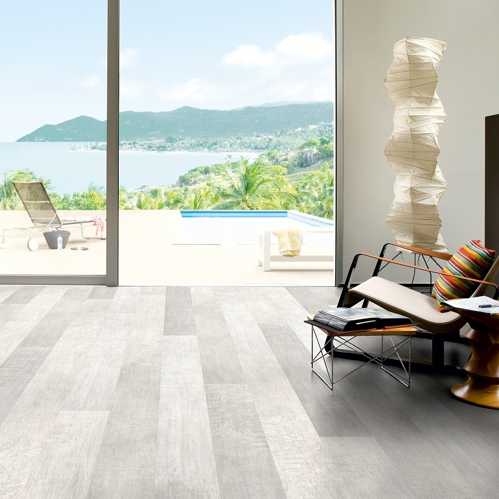 QUICK STEP LAMINATE LARGO  COLLECTION OAK PACIFIC FLOORING 9.5mm
